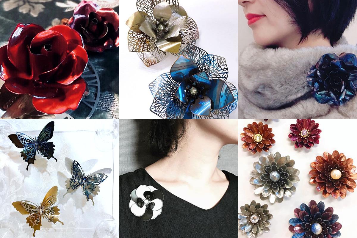 Costume jewelry BLOSSO