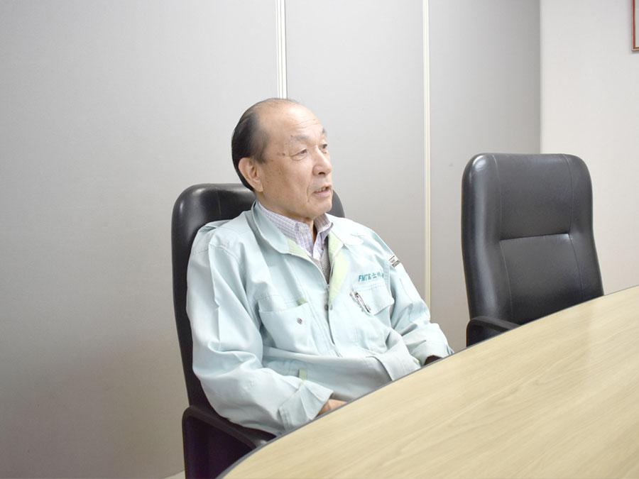 Mr. Sugimoto Kazuaki